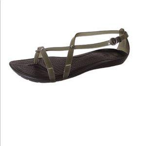 8b452a0dbe16 CROCS Shoes - CROCS NWT Really Sexi flip sandal